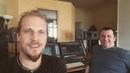 """DArtagnan on Instagram: """"Ein kleiner Gruß aus dem Studio - Ben kümmert sich gemeinsam mit unserem Produzenten Trosi um den Feinschliff des Albums....."""