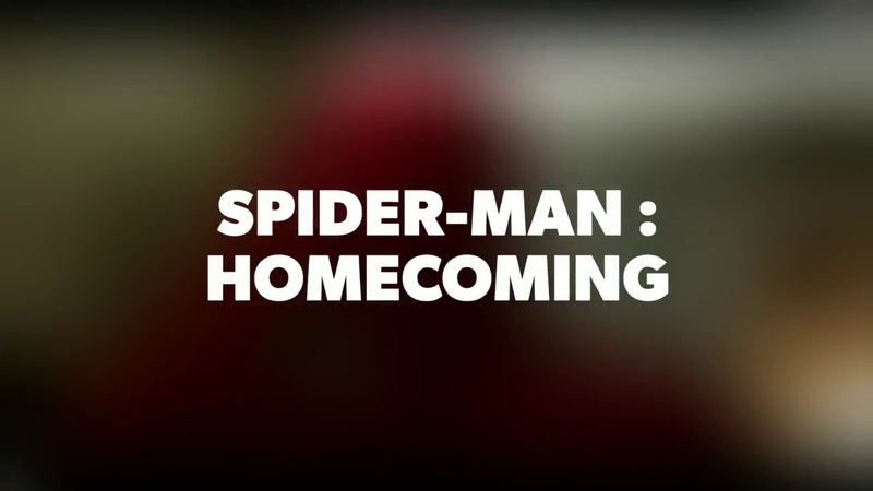 Человек-паук: Возвращение домой (2017) / Клип