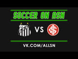 Brazil Serie A Santos - Internacional