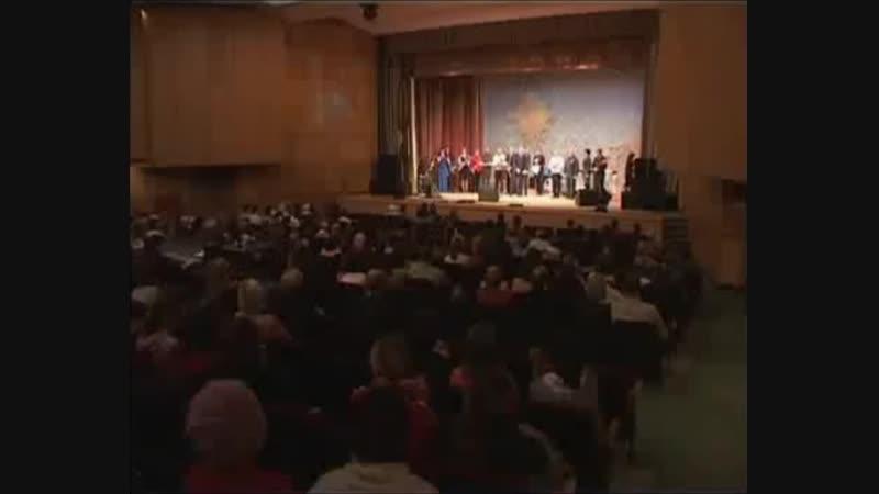 Итоги (Первое городское телевидение [г. Саяногорск], 19 декабря 2009) Концерт памяти жертв в аварии на Саяно-Шушенской ГЭС