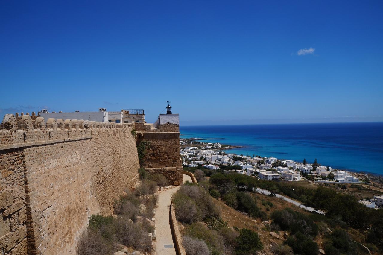 Крепость Келибия - главная морская крепость Средиземноморья