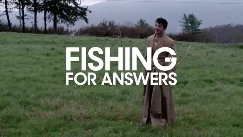 Hollywood Reporter - Fishing for Answers