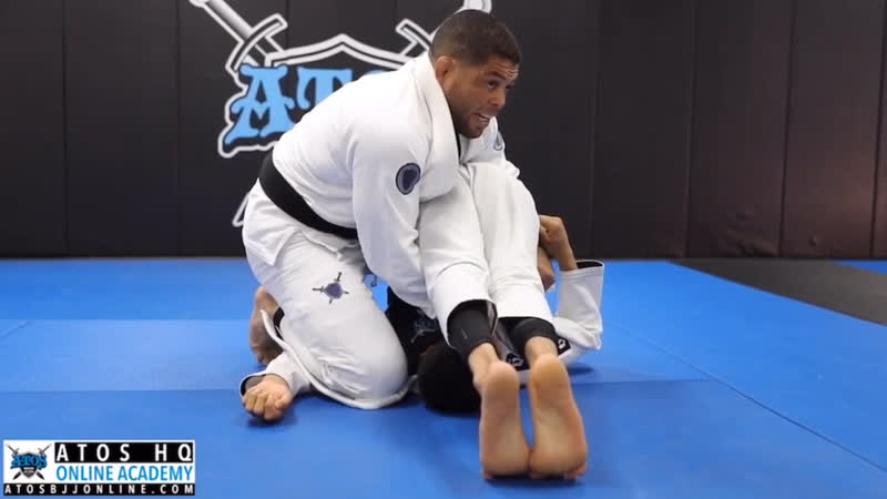 Stack Pass with Prof. @Galvaobjj I.