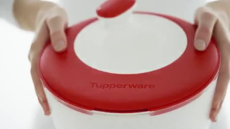 Tupperware Spinning Chef