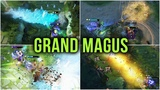 hOlyhexOr Grand Magus Custom Map vs TOP Rank Immortal Players LIVE @ dota-lan.de - Dota 2
