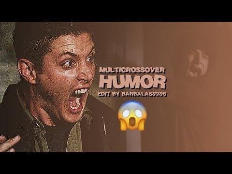❖ multicrossover humor