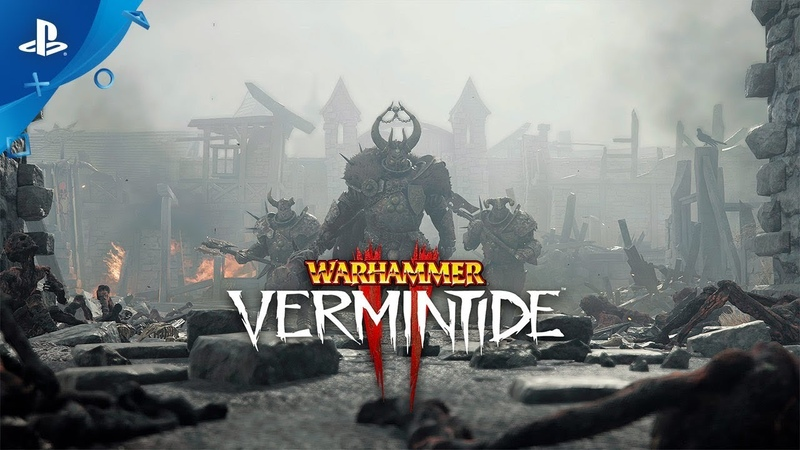 Warhammer Vermintide 2 - Gameplay Trailer | PS4
