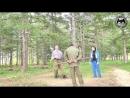 Занятия в Экопарке Магнитогорска (упражнения с палкой)