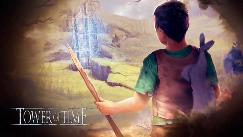 ЕЛЕ ВЫЖИЛИ Tower of time 4