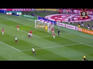 GOL VITINHO - Internacional 1 x 1 Flamengo - 05-09-2018.mp4