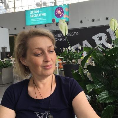 Анна Байбакова