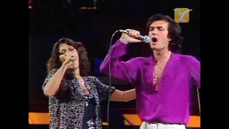 Camilo Sesto y Angela Carrasco, Callados, Festival de Viña 1981