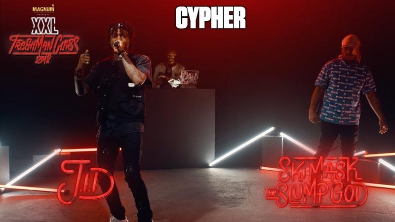 J.I.D and Ski Mask The Slump God's Cypher - 2018 XXL Freshman