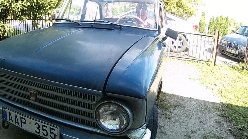 FHD0008 москвич 408 1968г