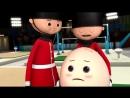 Humpty Dumpty Part 3 Nursery Rhymes Original Version By LittleBabyBum!