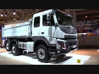 2019 Volvo FMX 500 Truck - Exterior and Interior Walkaround - 2019 IAA Hannover