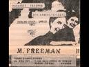 Margaret Freeman Afrikaners' Streets Live at E P E 1989