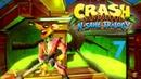 Пинстрайп Потору гангстер во плоти Crash Bandicoot N`Sane Trilogy 1 часть 7