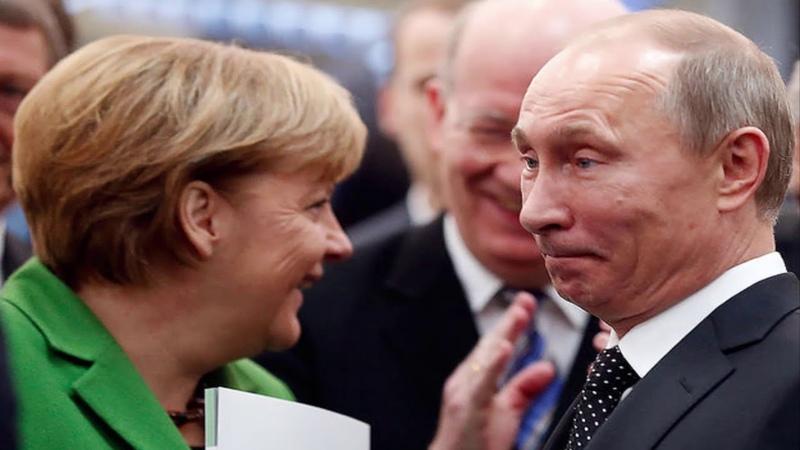 Россия В ПРОЛЕТЕ! США завалят Европу газом!