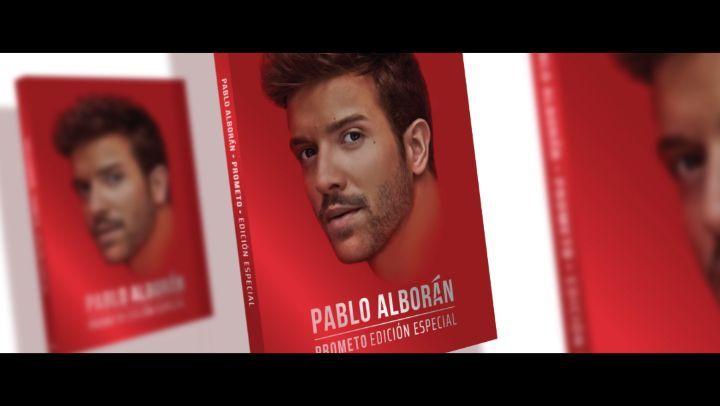 """Pablo Alborán on Instagram: """"Estoy deseando que disfrutéis de esta Edición Especial de Prometo que se publica el próximo 30 de noviembre y que cont..."""