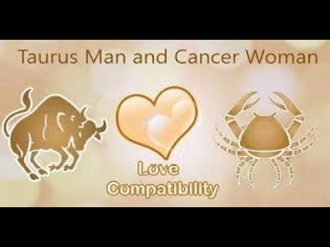 TAURUS MEN CANCER WOMEN Compatibility In Bed And Love Life /urdu/hindi