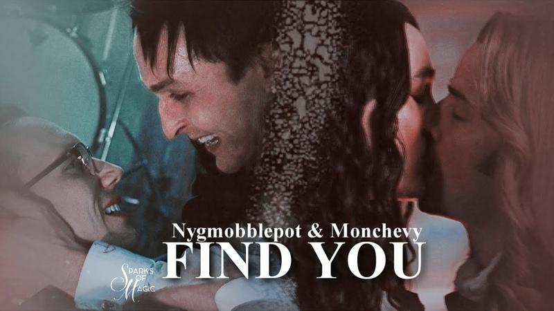 Nygmobblepot Monchevy   Find You