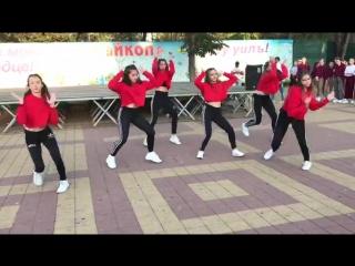 Jaz Funk Choreo by: Alisultanova Diana