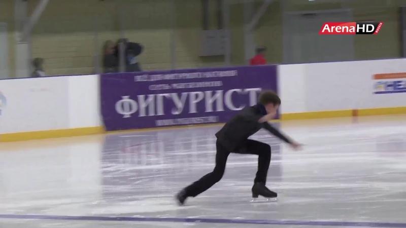 Открытый Кубок Свердловской области, III этап - 4 день HD