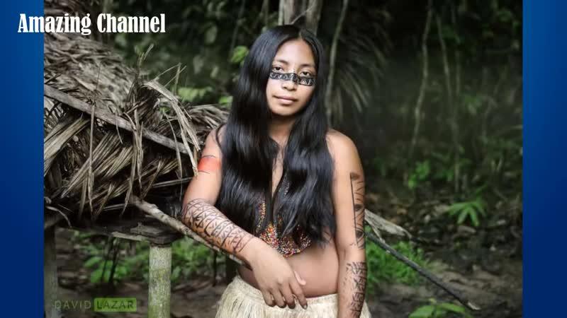 Самое древнее племя на земле.Не знающее морали, времени и бога