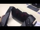 Upgraded Neck and Back Massager, Vibration Deep Tissue 4D Kneading Shoulder Massager