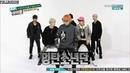 151216 Weekly Idol BTS - 1 часть рус.саб
