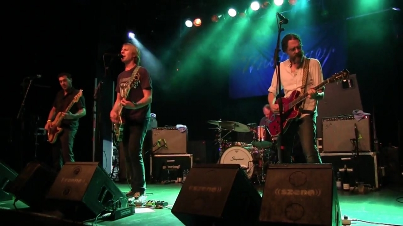 Mudhoney - Live at Szene, Vienna, Austria (31.07.2016)