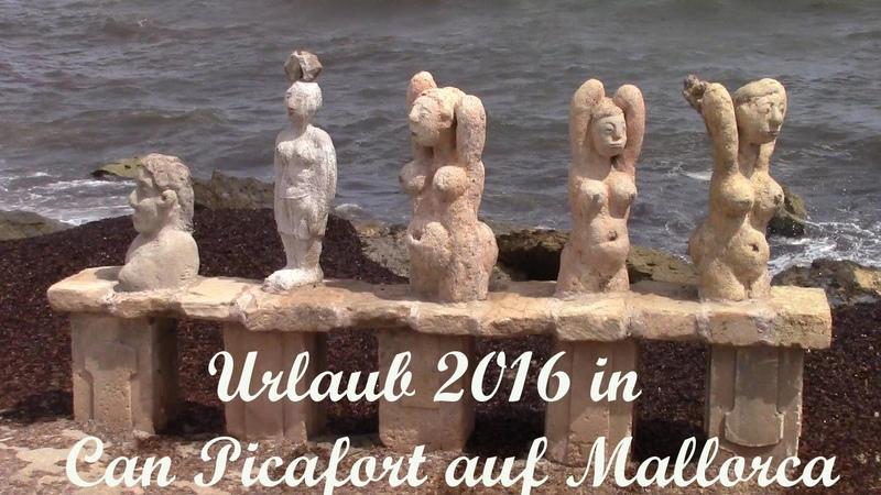 Unser Urlaub in Can Picafort auf Mallorca 082016