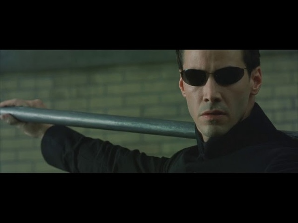 Нео встретил старых друзей Матрица Перезагрузка The Matrix Reloaded 2003