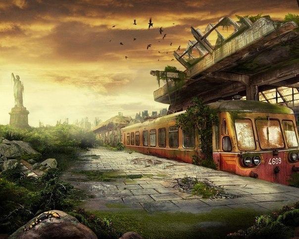 мир без человека вы когда-либо задумывались о том, что бы было с нашей планетой, если бы с ее лица исчезли люди2 дня: всего лишь через 48 часов после исчезновения людей, метро затопит сточными