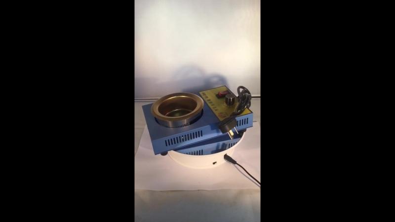 Soldering pot SJ 380