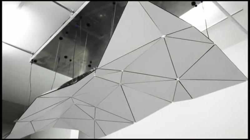 David Letellier LAb[au] - Tessel, Kinetic Sound Installation 2010