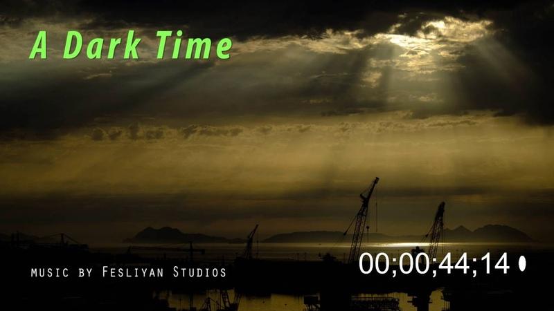 Dark Soft Background Music - Suspense, horror, conspiracy, instrumental