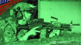 U.S. Army Rangers Night Raid Training