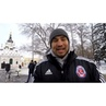 """Artem Chebotarev on Instagram: """"Друзья, вчера прошла рождественская встреча с нашей командой @chebotarev_team Каждый получил приятный подарок и хо..."""