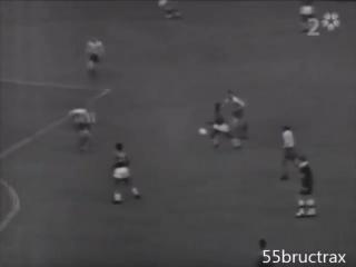 1958 Pelé vs Sweden - WORLD CUP FINAL