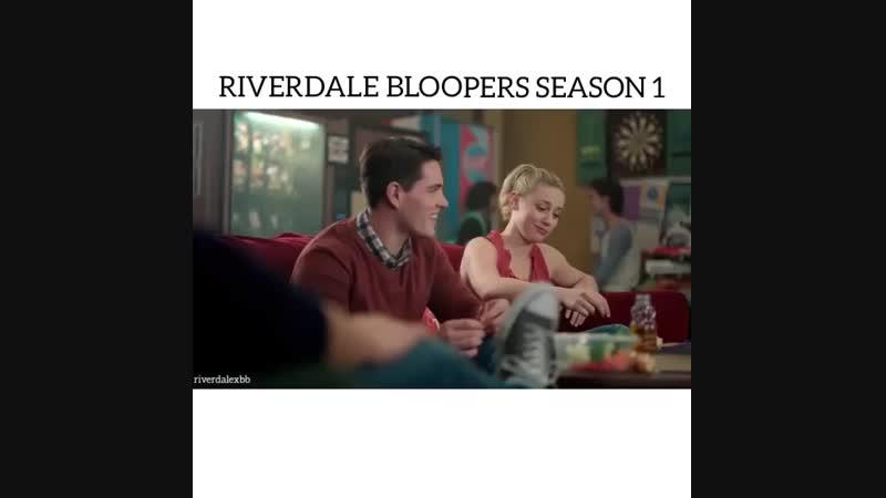 Riverdale bloopers season 1 - - - - - @colesprouse @lilireinhart @camimendes @kjapa @madelame @vanessamorgan @caseycott @iamamur