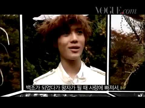 [Eng] 091123 Vogue Photoshoot Making Flim - SHINee SeoHyun