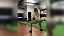 Прекрасный Фитнес Тренер Kate Lazov Ideal Fitness Trainer