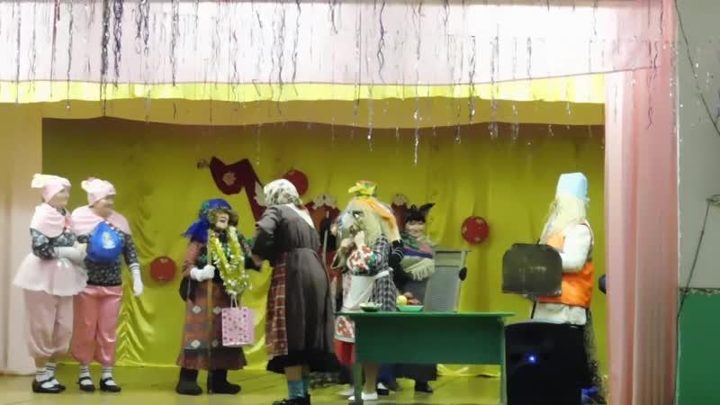 -д.Ож-Пурга, благотворительный концерт Рождество добрых дел.