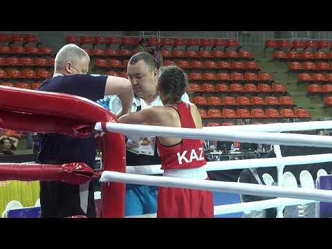 ASBC ASIAN ELITE BOXING CHAMPIONSHIP 2019 RING A Day4