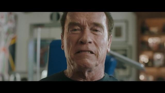 Forever Schwarzenegger Легенды не старею