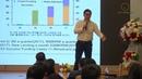 Diễn giả Chris Chae - Giám đốc quỹ đầu tư Nextrans nói về Fintech