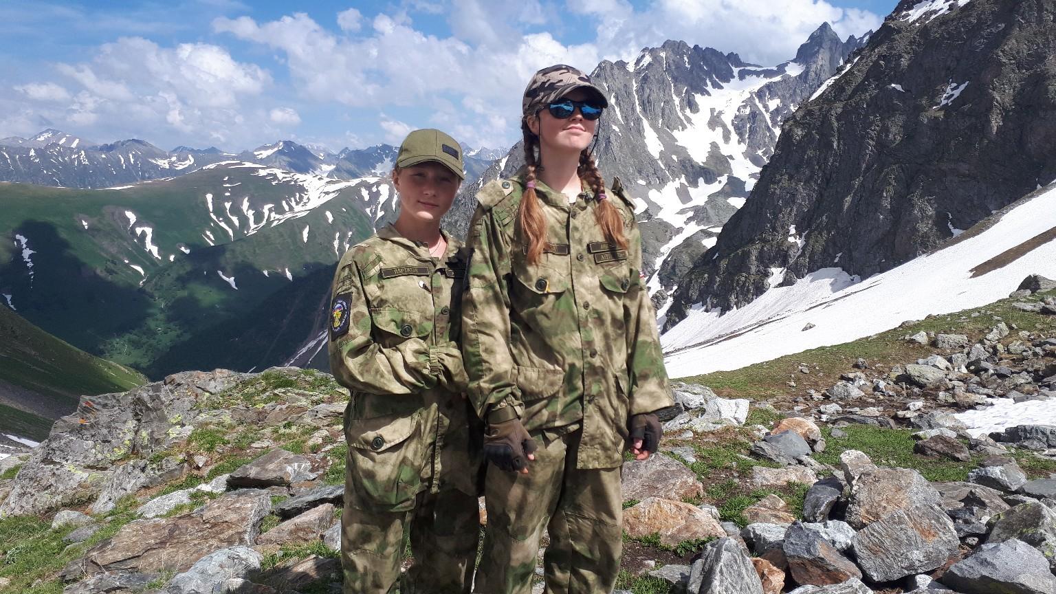 Экспедиционный лагерь «ПАРТИЗАН-2»