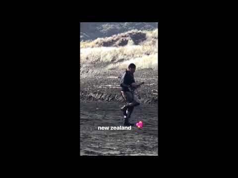Что происходит в Новой Зеландии под Укулеле